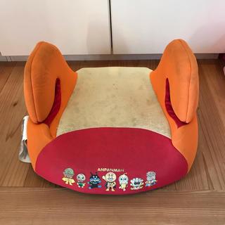 アンパンマン(アンパンマン)のアンパンマンキッズシートブースターシート着払い男の子女の子保育園児幼稚園児自動車(その他)
