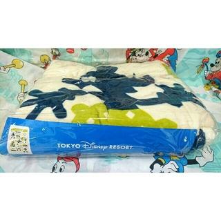 ディズニー(Disney)のタオルケット ディズニーランド シングルサイズ ブランケット ミッキー(キャラクターグッズ)