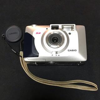 カシオ(CASIO)のCASIO DIGITAL CAMERA QV-2100(コンパクトデジタルカメラ)