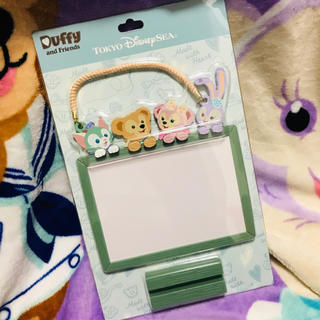 ディズニー(Disney)の新品ダッフィーフレンズ ホワイトボード ハートウォーミングデイズ(キャラクターグッズ)