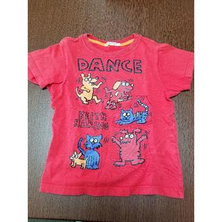 ユニクロ(UNIQLO)のTシャツ 半袖 ユニクロ 110cm KB-K11(Tシャツ/カットソー)