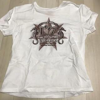 ラルクアンシエル(L'Arc~en~Ciel)のL'Arc〜en〜Ciel ライブ Tシャツ(ミュージシャン)