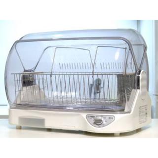 タイガー(TIGER)の食器乾燥機 ホワイト(タイガー)(食器洗い機/乾燥機)