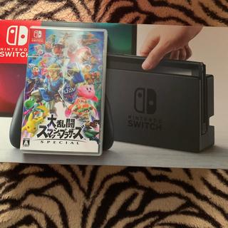 ニンテンドースイッチ(Nintendo Switch)のニンテンドースイッチ Nintendo Switch 大乱闘スマッシュブラザーズ(家庭用ゲーム本体)