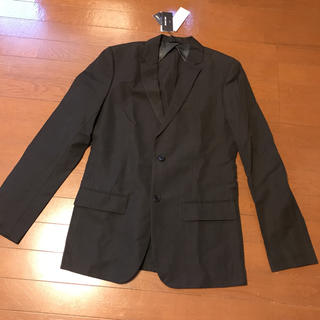 ヘルムートラング(HELMUT LANG)の新品タグ付きヘルムートラングの上質綿、麻ジャケット サイズS セオリー(テーラードジャケット)
