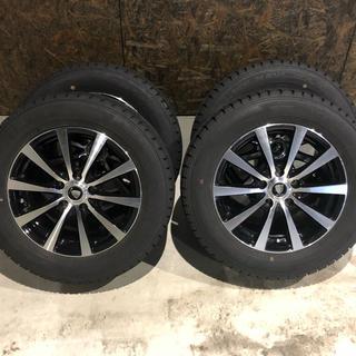 ★215/60R16 スタッドレスタイヤホイールセット CX-3 低走行★(タイヤ・ホイールセット)