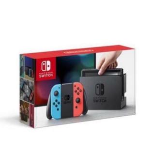 ニンテンドースイッチ(Nintendo Switch)の任天堂 Nintendo Switch (家庭用ゲーム本体)
