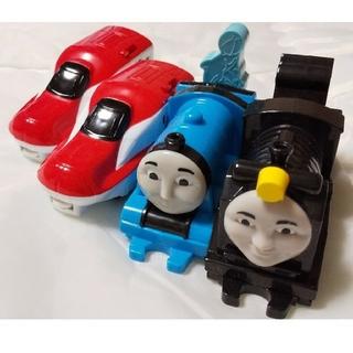 マクドナルド(マクドナルド)のマクドナルド ハッピーセットおもちゃ(電車のおもちゃ/車)