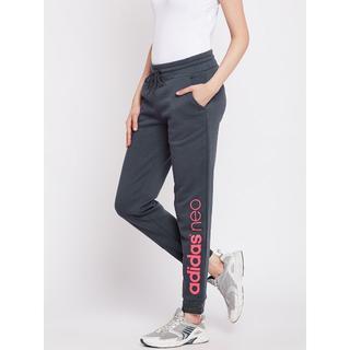 アディダス(adidas)のadidas neo 起毛スウェットホッピングパンツ Sサイズ(カジュアルパンツ)