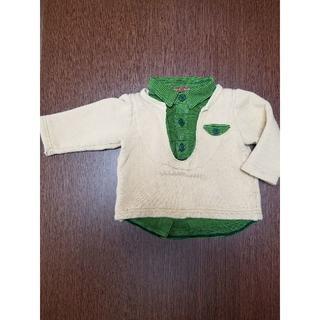 スタジオミニ(STUDIO MINI)のTシャツ 長袖 スタジオミニ 80cm KBB-K902(その他)