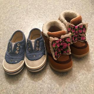 ベビー 靴 ブーツ12センチ(ブーツ)