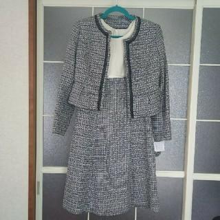 【新品タグ付】ASHILL ワンピーススーツ(スーツ)