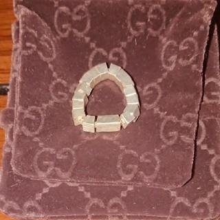 グッチ(Gucci)のグッチ ブロックリング(リング(指輪))