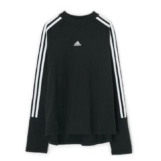マウジー(moussy)のmoussy adidasコラボ 長袖Tシャツ(Tシャツ(長袖/七分))