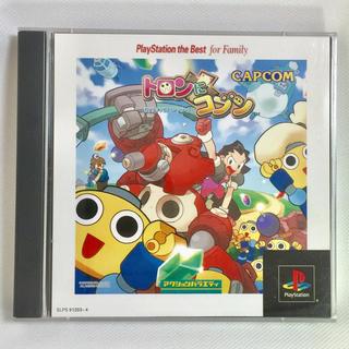 プレイステーション(PlayStation)のトロンにコブン (PS)(家庭用ゲームソフト)