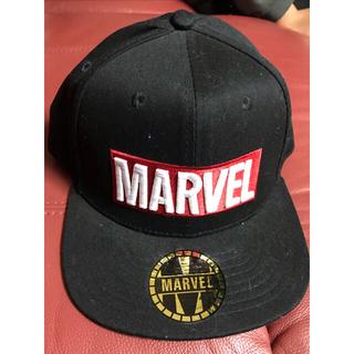マーベル(MARVEL)のゆうきてぃ様専用 MARVEL キャップ 帽子 ① ④ 2個(帽子)