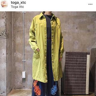 トーガ(TOGA)のTOGA Xtc デニムロングコート(その他)