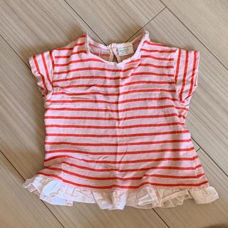ザラ(ZARA)のZARAbaby Tシャツ☆92cm(Tシャツ/カットソー)