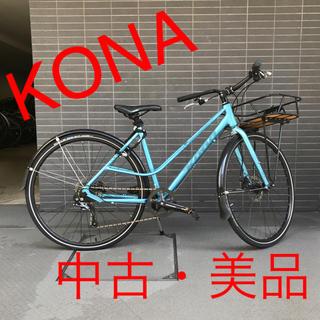 コナ(Kona)のKONAマウンテンバイク  COCOモデル(自転車本体)