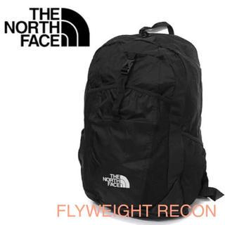 THE NORTH FACE - ノースフェイス THE NORTH FACE フライウェイトリーコン リュック