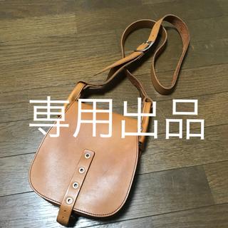 ゴローズ(goro's)のまー様専用!!!(ショルダーバッグ)