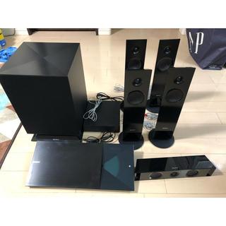 ソニー(SONY)のSONY BDV-N1B ホームシアターシステム ホームシアターセット(その他)