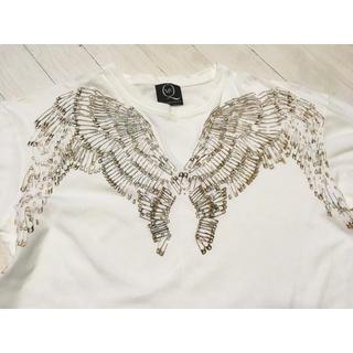 アレキサンダーマックイーン(Alexander McQueen)のAlexanderMcQueen マックイーン Tシャツ(Tシャツ(半袖/袖なし))