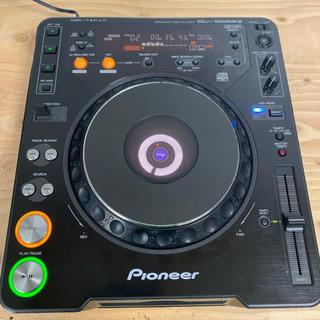 パイオニア(Pioneer)の【人気機種】PIONEER CDJ1000mk2(CDJ)