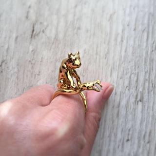 ツモリチサト(TSUMORI CHISATO)のツモリチサト e.m. 指輪(リング(指輪))