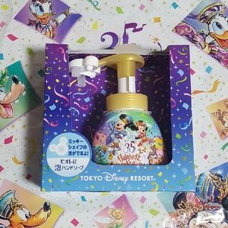 ディズニー(Disney)のミッキーシェイプのハンドソープ ディズニー35周年限定(ボディソープ / 石鹸)