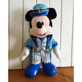ディズニー(Disney)のディズニーシー15周年 ミッキー ぬいぐるみバッチ(ぬいぐるみ)