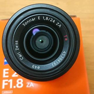 ソニー(SONY)のSony APS-C Eマウント E24mm F1.8 SEL24F18Z(レンズ(単焦点))