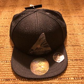 ナイキ(NIKE)の新品 NIKE ジョーダン キャップ キッズ JUMP MAN(帽子)