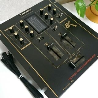美品/Technics SH-EX1200/ミキサー/テクニクス/ターンテーブル