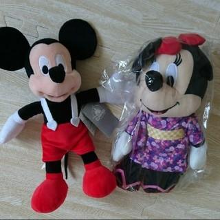 ディズニー(Disney)のぬいぐるみ(ぬいぐるみ)