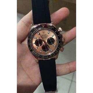 ロレックス(ROLEX)のラバーベルト ROLEX    ロレックス 腕時計 ファッション(ラバーベルト)
