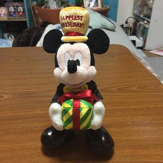 ディズニー(Disney)のディズニーリゾート 2015 Happiest Birthdays! ぬいバ(ぬいぐるみ)