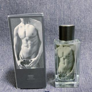 アバクロンビーアンドフィッチ(Abercrombie&Fitch)のアバクロ 香水 FIERCE 50ml(香水(男性用))