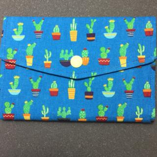 ハンドメイド 蛇腹カードケース(雑貨)