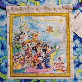 Disney - ディズニー 35周年★巾着★グランドフィナーレ