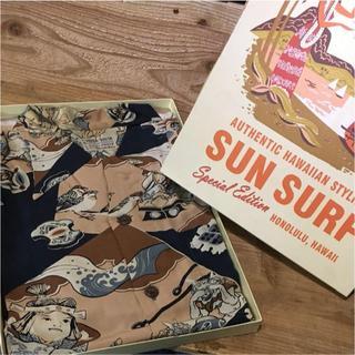 サンサーフ(Sun Surf)の送料込み 新品未使用 サンサーフ×むさしや 東洋エンタープライズ(Tシャツ/カットソー(半袖/袖なし))