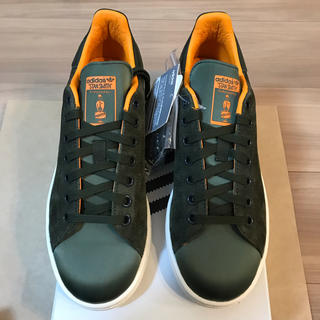 アディダス(adidas)のポーター×アディダス オリジナルズ スタンスミス グリーン 24.0cm/US6(スニーカー)