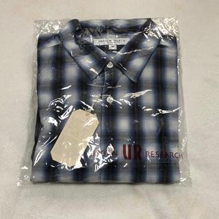 アーバンリサーチ(URBAN RESEARCH)のオンブレーチェックシャツ/URBAN RESEARCH(シャツ)