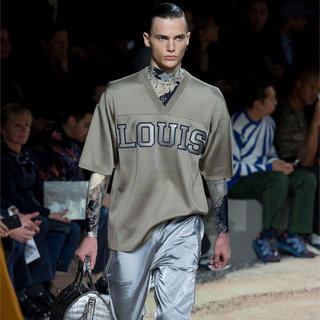 LOUIS VUITTON - Louis バスケットボールシャツ Sサイズ LOUIS VUITTON