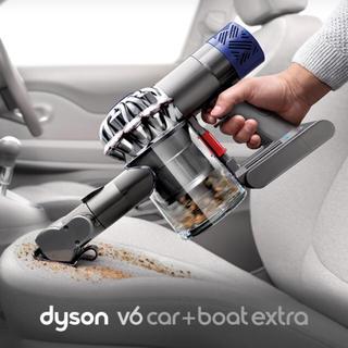 ダイソン(Dyson)の【新品・送料無料】ダイソン Dyson V6 Car+Boat Extra(掃除機)