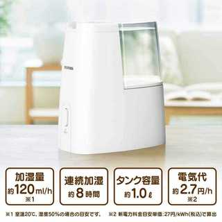 【送料無料】冬の必需品☆加熱式加湿器(その他)