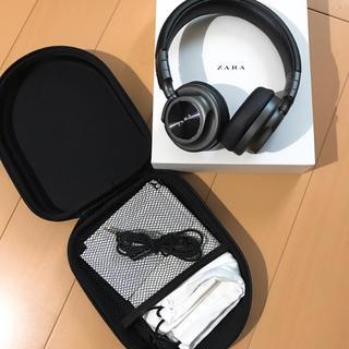 ザラ(ZARA)の新品未使用 ZARA ヘッドフォン(ヘッドフォン/イヤフォン)