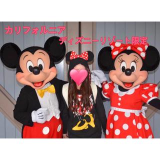 Disney - ♡カリフォルニア♡ ディズニーリゾート ♡限定♡ ミニー ちゃん トレーナー ♡