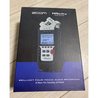 ズーム(Zoom)のZOOM H4nPro ハンディレコーダー(MTR)