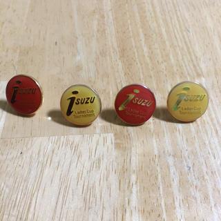 イスズ(いすゞ)のISUZU ゴルフマーカー 非売品(ゴルフ)